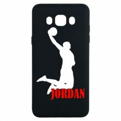 Чохол для Samsung J7 2016 Майкл Джордан