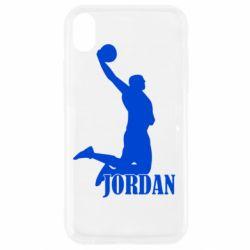 Чохол для iPhone XR Майкл Джордан
