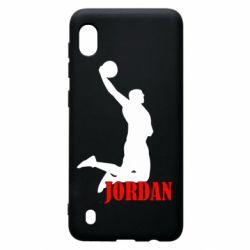 Чохол для Samsung A10 Майкл Джордан