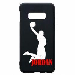 Чохол для Samsung S10e Майкл Джордан