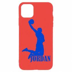 Чехол для iPhone 11 Pro Майкл Джордан