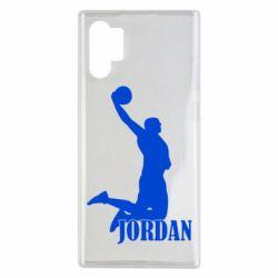 Чохол для Samsung Note 10 Plus Майкл Джордан