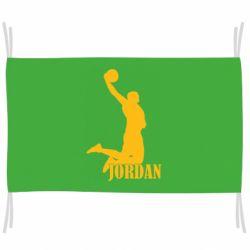 Флаг Майкл Джордан