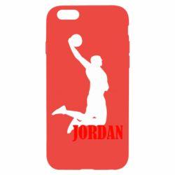 Чохол для iPhone 6/6S Майкл Джордан