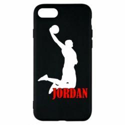 Чехол для iPhone 7 Майкл Джордан - FatLine