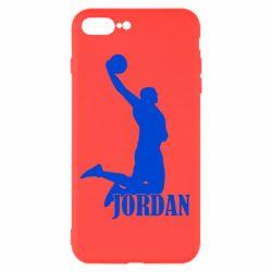 Чохол для iPhone 7 Plus Майкл Джордан