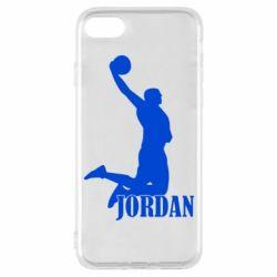 Чохол для iPhone 8 Майкл Джордан