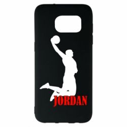 Чохол для Samsung S7 EDGE Майкл Джордан