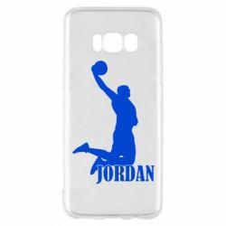 Чохол для Samsung S8 Майкл Джордан