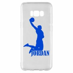 Чохол для Samsung S8+ Майкл Джордан