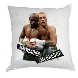 Купить Подушка Mayweather & McGregor, FatLine