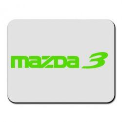 Коврик для мыши Mazda 3 - FatLine