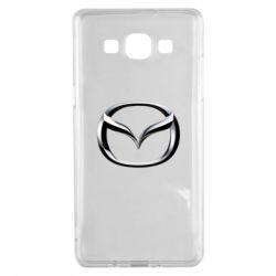Чехол для Samsung A5 2015 Mazda 3D Logo