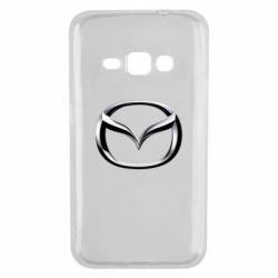 Чехол для Samsung J1 2016 Mazda 3D Logo