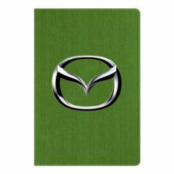 Блокнот А5 Mazda 3D Logo
