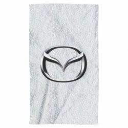Полотенце Mazda 3D Logo