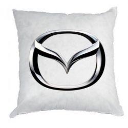 Подушка Mazda 3D Logo - FatLine