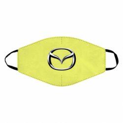 Маска для лица Mazda 3D Logo