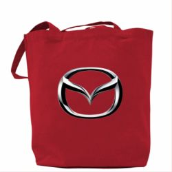 Сумка Mazda 3D Logo - FatLine