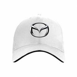 кепка Mazda 3D Small Logo - FatLine