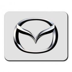 Коврик для мыши Mazda 3D Small Logo - FatLine