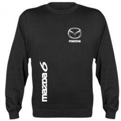 Реглан (свитшот) Mazda 6 vert - FatLine
