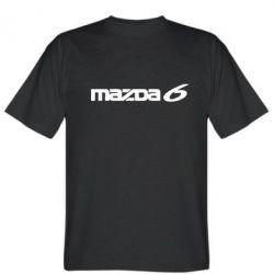 Мужская футболка Mazda 6