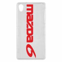 Чехол для Sony Xperia Z2 Mazda 6 - FatLine