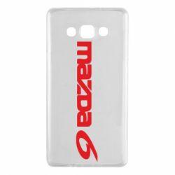 Чехол для Samsung A7 2015 Mazda 6 - FatLine