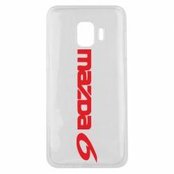 Чехол для Samsung J2 Core Mazda 6 - FatLine