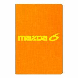 Блокнот А5 Mazda 6 - FatLine