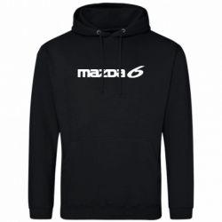 Мужская толстовка Mazda 6