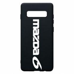 Чехол для Samsung S10+ Mazda 6 - FatLine