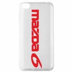 Чехол для Xiaomi Redmi Go Mazda 6