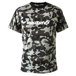 Камуфляжная футболка Mazda 6
