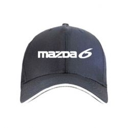 кепка Mazda 6