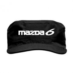 Кепка милитари Mazda 6