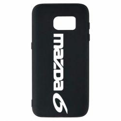 Чехол для Samsung S7 Mazda 6 - FatLine
