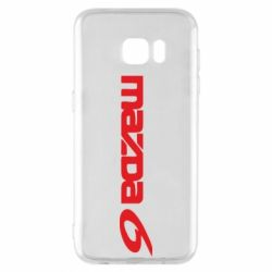 Чехол для Samsung S7 EDGE Mazda 6 - FatLine