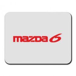 Килимок для миші Mazda 6 - FatLine