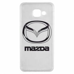 Чохол для Samsung A3 2016 Mazda Logo