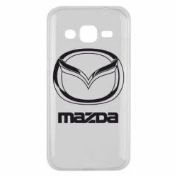 Чохол для Samsung J2 2015 Mazda Logo