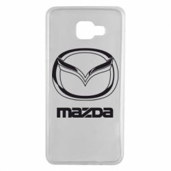 Чохол для Samsung A7 2016 Mazda Logo