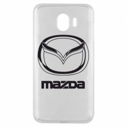 Чохол для Samsung J4 Mazda Logo