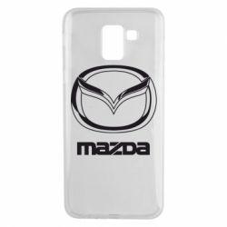 Чохол для Samsung J6 Mazda Logo