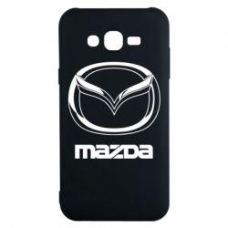 Чохол для Samsung J7 2015 Mazda Logo