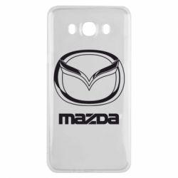 Чохол для Samsung J7 2016 Mazda Logo