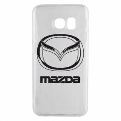 Чохол для Samsung S6 EDGE Mazda Logo