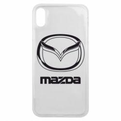 Чохол для iPhone Xs Max Mazda Logo