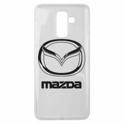 Чохол для Samsung J8 2018 Mazda Logo